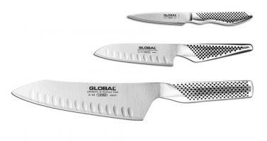 Classic 3-Piece  Knife Set (G-833890)